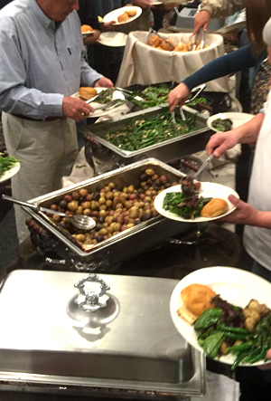 catered-serving-line